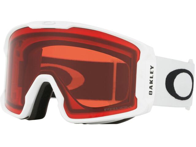 Oakley Line Miner - Gafas de esquí - rojo/blanco